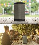 Bluetooth-Speaker 2.0 Voyager 20 W Zwart/Antraciet