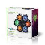 Discolamp met Spots | Multicolour | met 126 LEDs