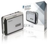 Draagbare USB Cassette MP3 Converter_