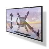 Tv beugel draaibaar - kantelbaar en in hoogte verstelbaar. max 55 inch_
