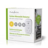 Koolmonoxidemelder - Zeer compact (Carbon Monoxide|Koolstof-Monoxide)_