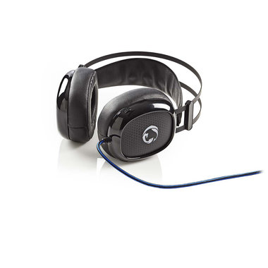 Gamingheadset | Over-ear | Ultra-Bass | LED-verlichting | 3,5-mm & USB-connectoren