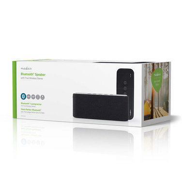 Luidspreker met Bluetooth® | 2x 45 W | True Wireless Stereo (TWS) | Waterbestendig