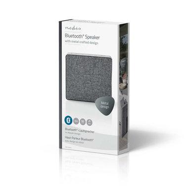 Luidspreker met Bluetooth® | 15 W | Metal design - Keuze uit 3 kleuren