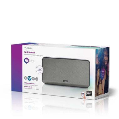 Draadloze multi-kamerluidspreker | 150 W | Wi-Fi | N-Play Smart Audio