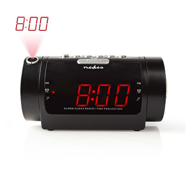 Digitale Wekkerradio met Display | LED van 0,9