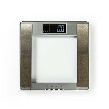 Body Mass Index (BMI) -weegschaal   10 gebruikersprofielen   Gehard glas