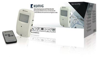 Detector met Geïntegreerde Camera - SPECIALE AANBIEDING