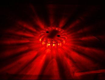Noodlamp 9-in-1 - 10 patronen - Zichtbaar tot op 15 km afstand
