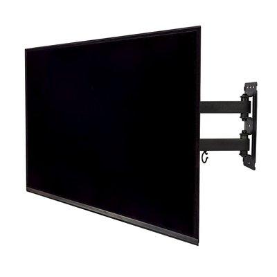 Degelijke TV Muurbeugel Draai- en Kantelbaar - 3 draaipunten - 23