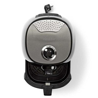 Heteluchtfriteuse | 3 liter | 30-minuten timer | Zwart