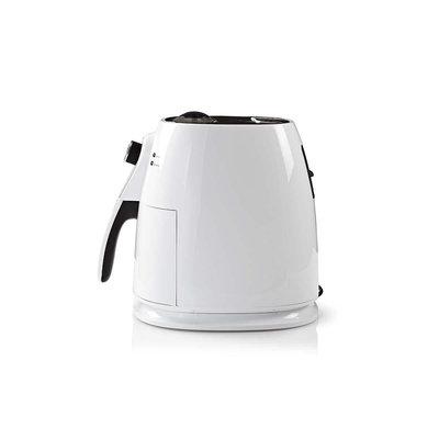 Heteluchtfriteuse | 3 liter | 30-minuten timer | Wit