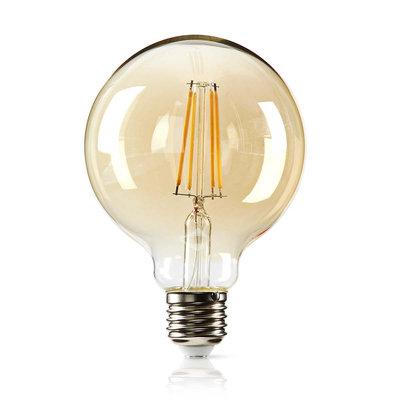 Retro LED-gloeilamp E27 | G95 | 2,8 W | 200 lm