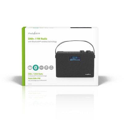 Digitale DAB+ radio | 12 W | FM | Bluetooth®