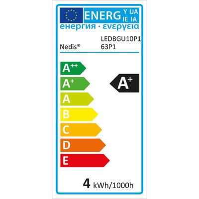 LED-Lamp GU10 | Par 16 | 4 W | 230 lm | 3-Pack
