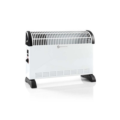 Convectieverwarming | 750/1250/2000 W | Turbo | Wit