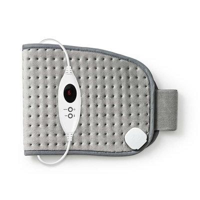 Verwarmingskussen | 69 x 28 cm | 6 Verwarmingsstanden | Digitale Besturing | Beveiliging tegen Oververhitting