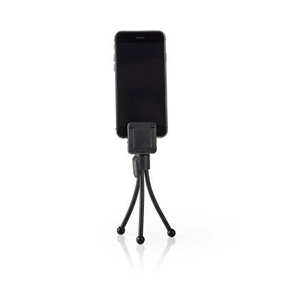 Ministatief voor Smartphones | 15,8 cm | Zwart