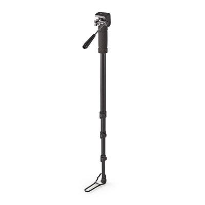 Monopod | Max. 3 kg | 178 cm | Zwart