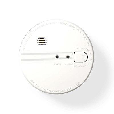 Rookmelder   EN14604   Verbindbaar   Gevoed door lichtnet