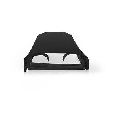 Kabelgoot | 110 x 6 cm | Zwart