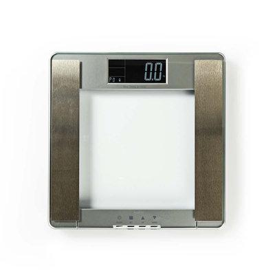 Body Mass Index (BMI) -weegschaal | 10 gebruikersprofielen | Gehard glas