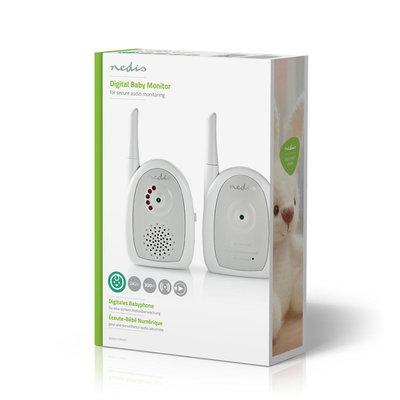Audio-babyfoon | 2,4 GHz