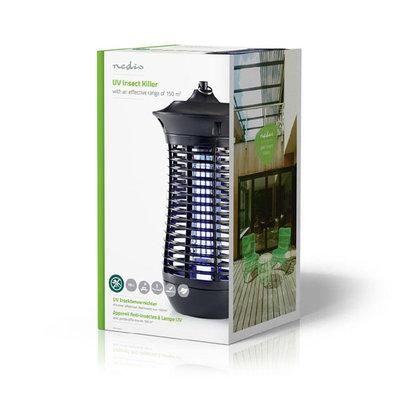 Muggenlamp - Lichtval tegen muggen | 18 W | Dekking van 150 m²
