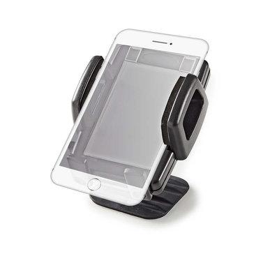 Smartphone-houder voor auto | 3-in-1 | Ventilatierooster / zuignap / kleefvlak