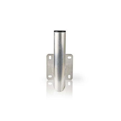 Satelliet Muurbeugel | Max. omvang schotel: 100 cm | 450 mm wandafstand | Aluminium