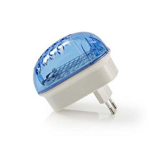 Muggenlamp - Lichtval tegen muggen | 1 W | Dekking van 20 m²