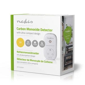 Koolmonoxidemelder - Zeer compact (Carbon Monoxide|Koolstof-Monoxide)