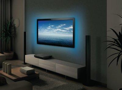 Sfeerlicht-LED-strips voor TV   RGB   vermindert oogvermoeidheid   dimbaar   USB
